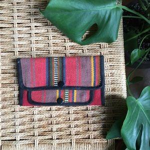 Peruvian Textile Wallet